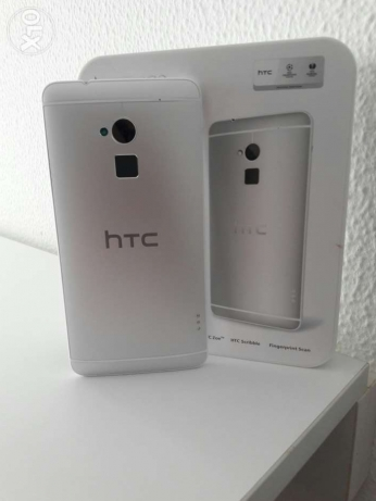 HTC one max..silver
