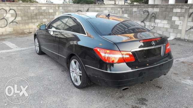 Beautiful Mercedes E-Class 350 Coupe for sale أشرفية -  3