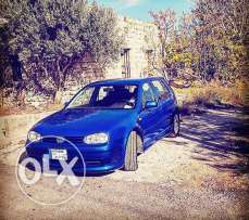 Golf 4 - GTI turbo