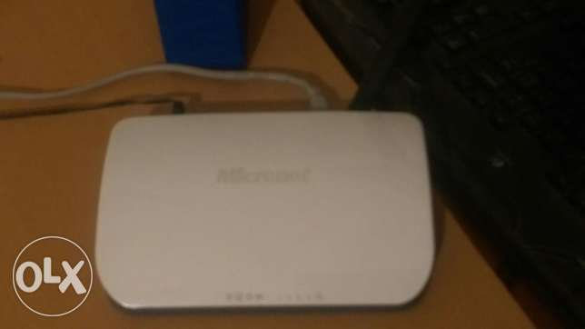 Micronet router good condition