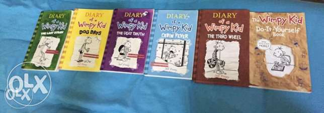 Diary of Wimpy Kid book for sale