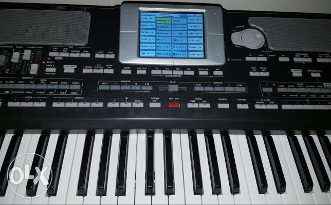 KORG pa800 ex pro v2 For Sale with Soft Case + Stand دامور -  5