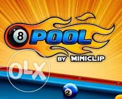 8Ball Pool Chips