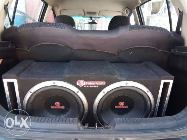 Subwoofer swiss audio