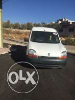Renault kangoo 2001. imported new from germany. 82,000km original
