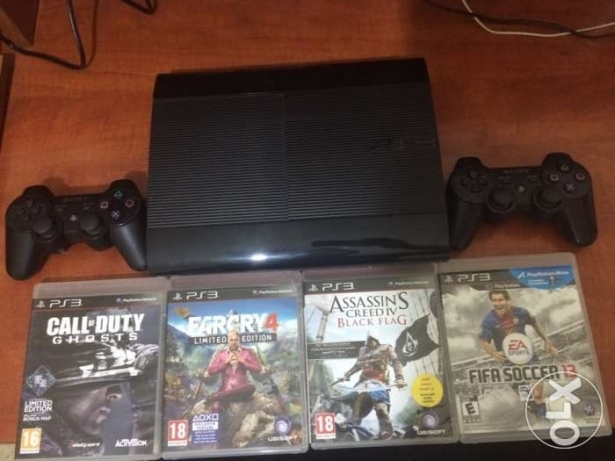 Ps3 500GB like new for sale