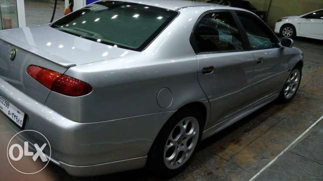 Alfa 166 3.0 maual 6 speed GTA full spioler عرمون -  5