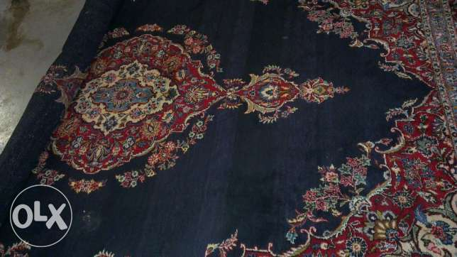 Excellent as new Iranian carpets (over 50 years old)