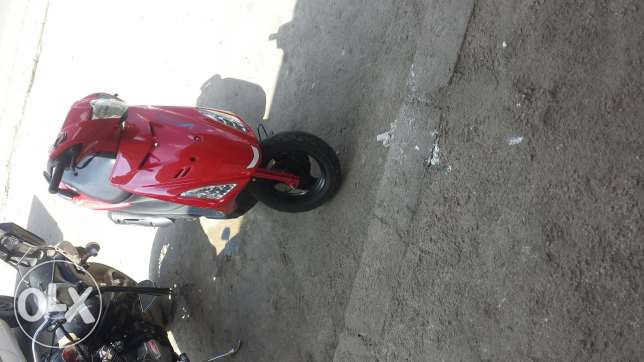 Motorcycle 150