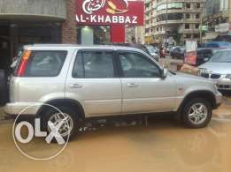 honda Crv four wheels