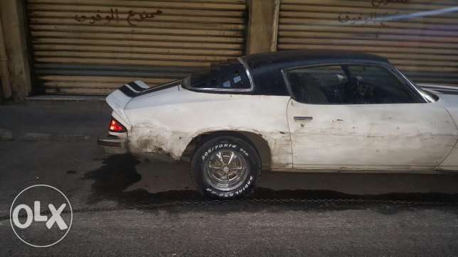 Camaro second generation 1975 برج حمود -  5