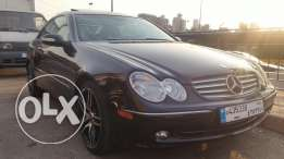 Mersedes 320 clk full options