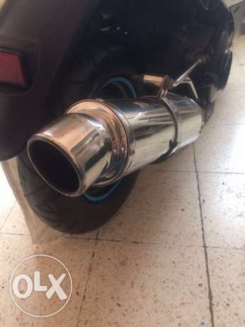 exhaust four