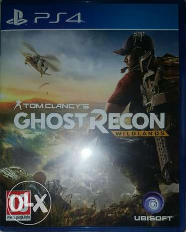 Ghost recon for sale for 45$