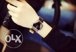 The Black Triangle Watch