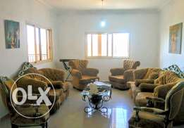 2brm Furnished apt in Semqanieh El-Shouf near Lycé Baqaata, VCC