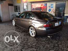 Bmw super clean 2007 sport ajnabiyi