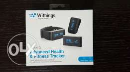 Withings Pulse Ox (fitness tracker). Mint condition