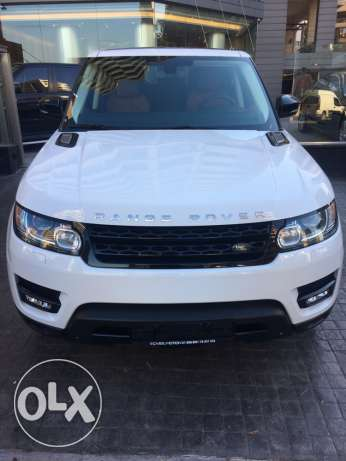 Range Rover Sport Supercharged 2014