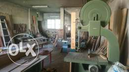 Italian Carpentry machines for sale