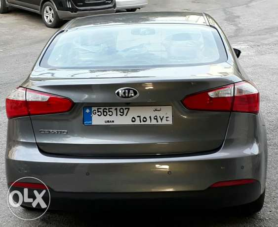 Kia cerato 2016 full option luxury pakage