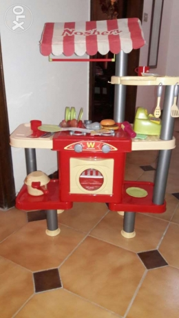 Fast food shop toy25