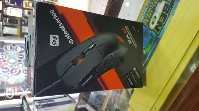 steelseries mouse