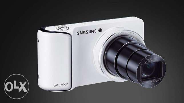 Samsung Galaxy Android Camera With 3G + WI-FI - 16.3 MP