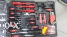 Tool set with ratchet wrench good quality