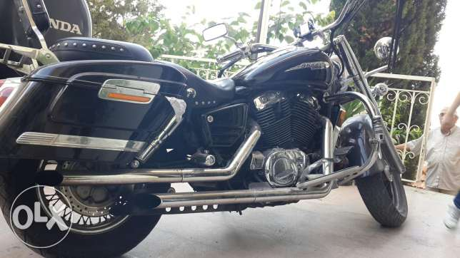 Honda shadow Aero 2002