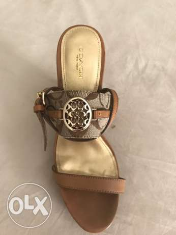 Coach Shoes brand new size 39
