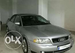 Audi A4 2001 Super Clean with special plate number