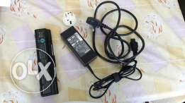 Charger +batery for toshiba