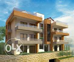 Apartment for sale in Daroun