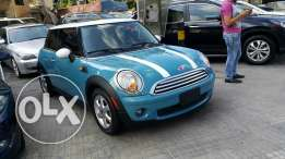 Mini Blue 2008 Ajnabeye