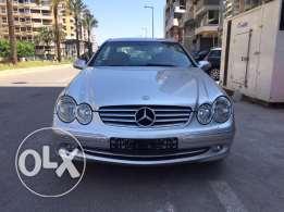 Mercedes-Benz CLK240 Elegance 2003 German Origin
