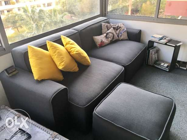 Excellent condition couch 4 seater