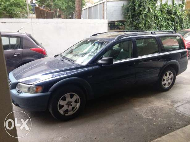 Volvo XC70 2003 Very Good Condition