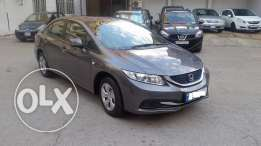 honda civic 2013 grey