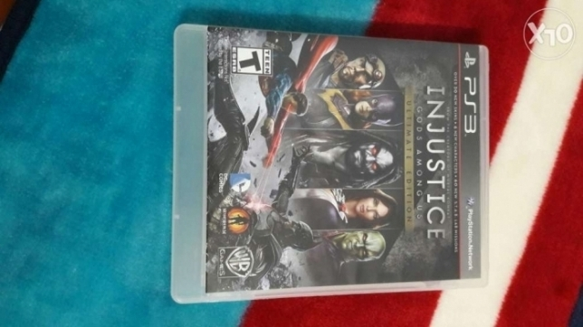 Injustice (Ultimate edition)
