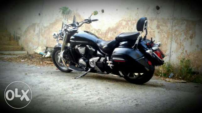 Yamaha 1300cc Midnight star