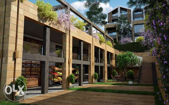 3Luxurious Duplex for Sale in Colina Project - Bouar