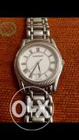 Loius Erard swiss made stainless steel quartz with date