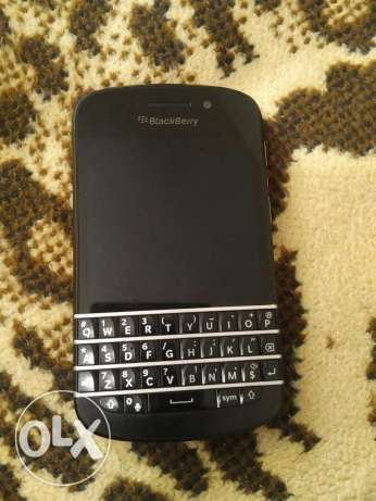 Blackberry q10 no scratch at all