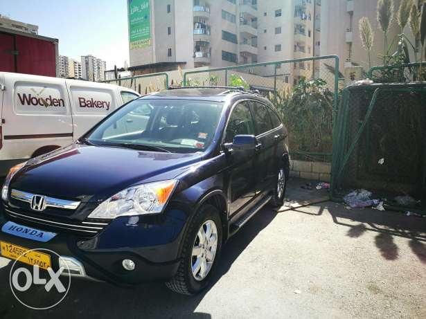 honda cr-v ex model 2008 البحصاص -  3