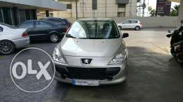 Peugeot 307 model 2007 full option 112000 km very good condition ( in