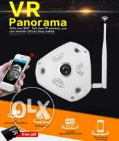 , 80VR panoramic wirless camera