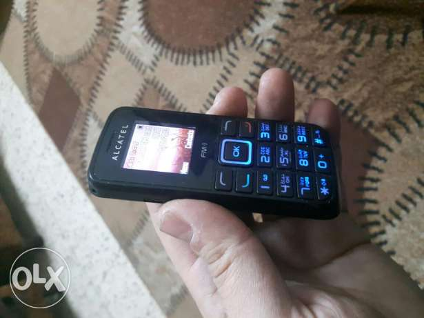 Alcatel FM mobile