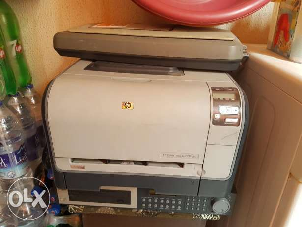 HP laser color printer for super quality printing