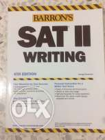 Barron's SAT II Writing
